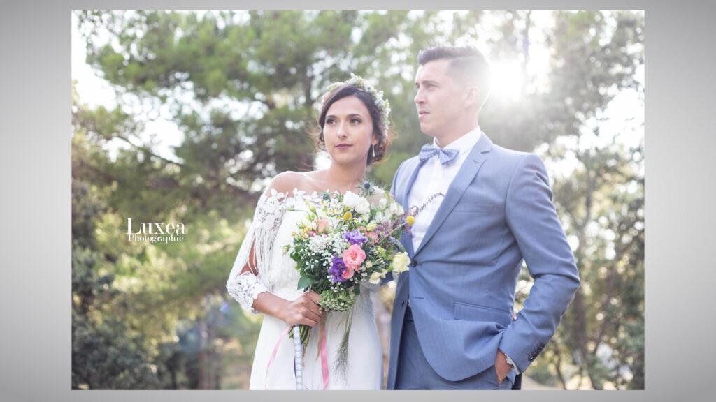 MARIAGE CLOTHILDE & BENJAMIN