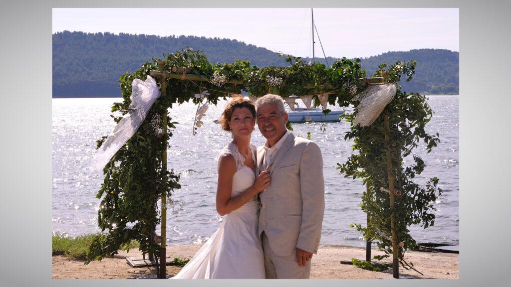 MARIAGE GAELLE & JEAN CLAUDE